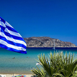 beach apella greek summer sand