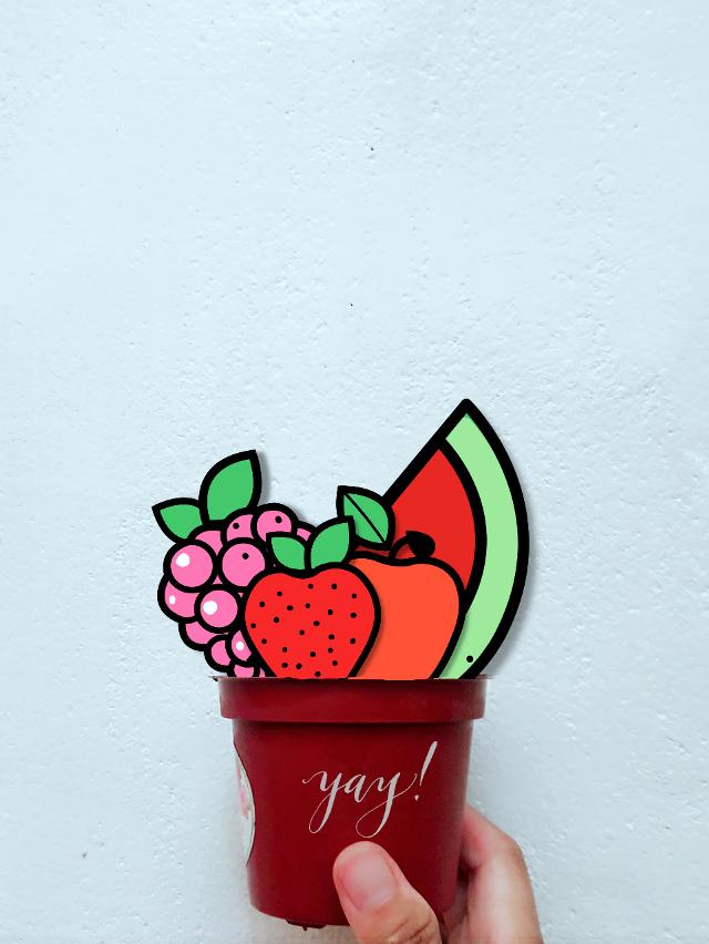 #FreeToEdit #edited #fruits