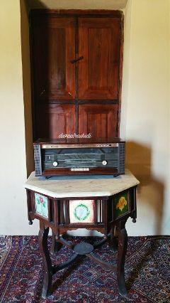 radio antique ancient culture traditional