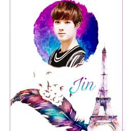 bts btsjin kpop jin love