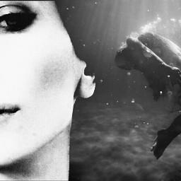 darkart emotions death surralismus woman freetoedit