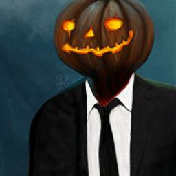 drawing art pumpkin fall autumn wdppumpkin