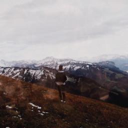 mountains mountainview niceview austria hiking