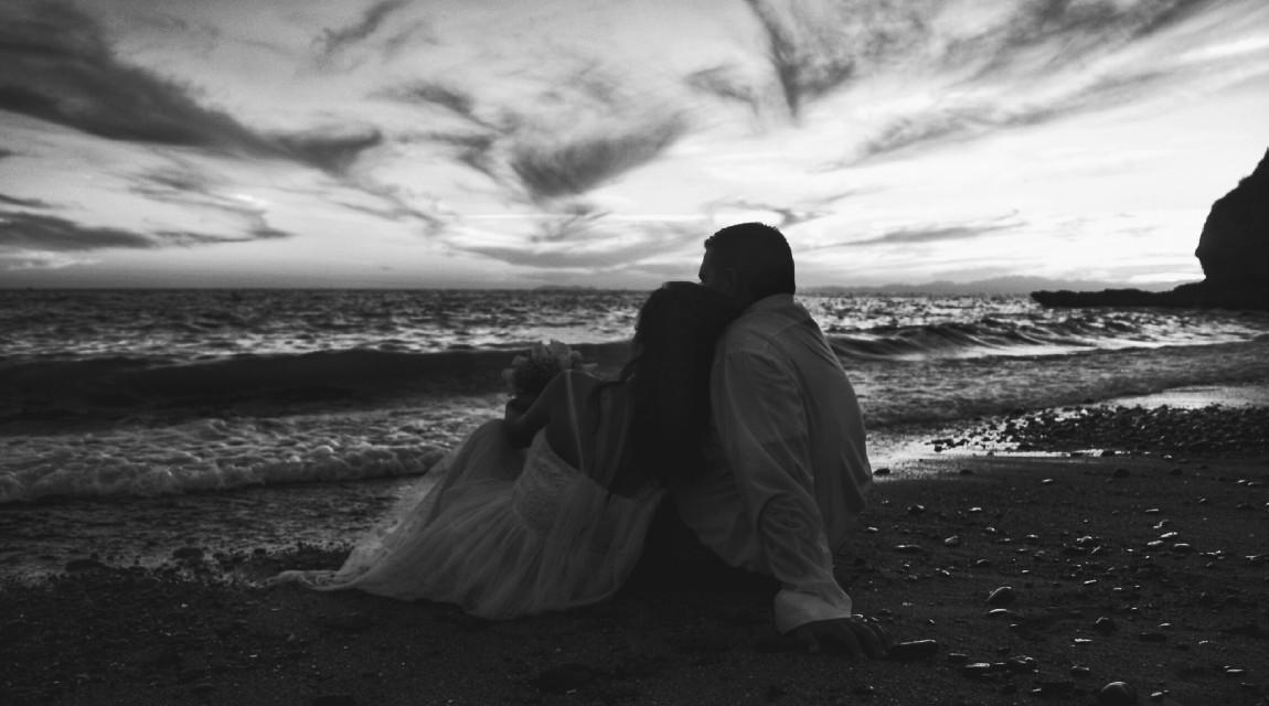 #marriage #engagement #session #beach  #blackandwhite