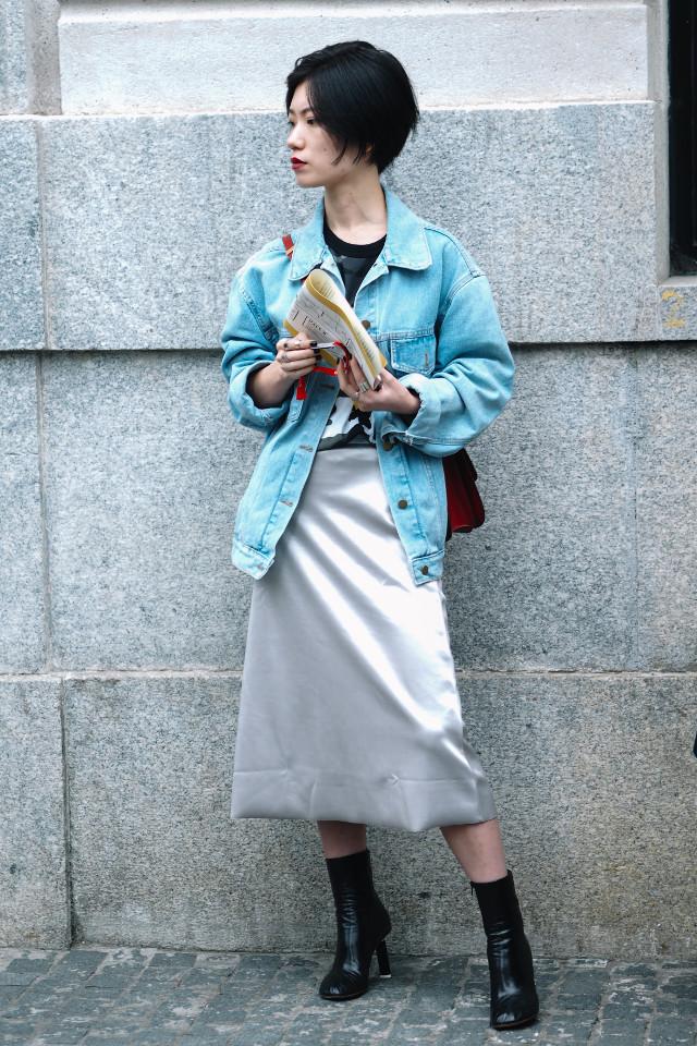 #shanghaifashionweek #streetphotography #style #fashion #people #outfitoftoday