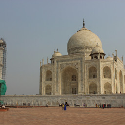 tajmahal agra india traveling beautifulindia freetoedit