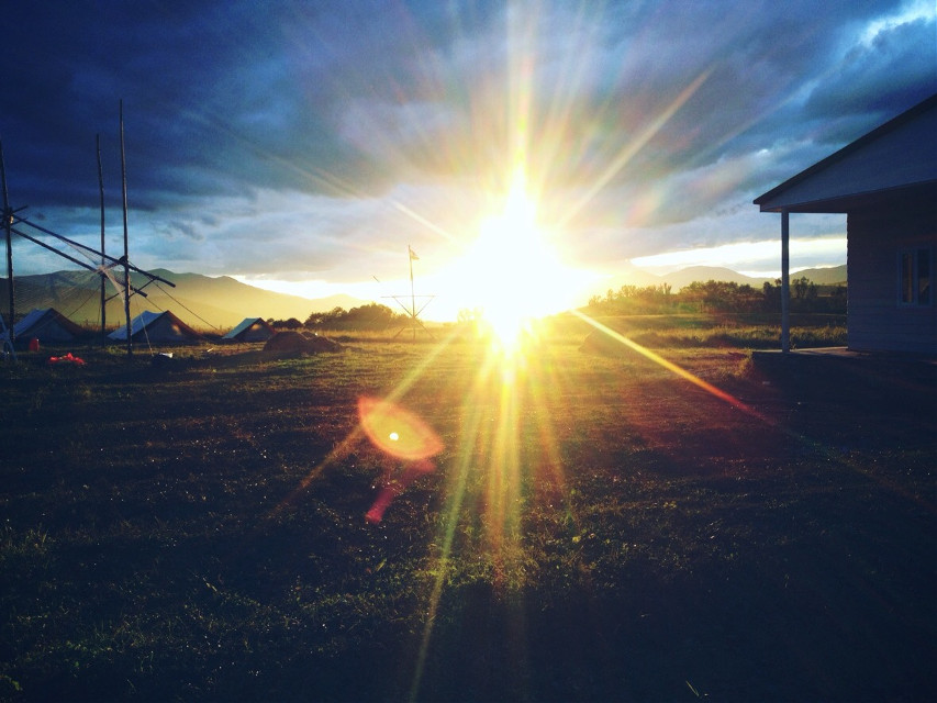Fantastic view at AGBU Antranik camp #madewithpicsart #snapshot #agbu110