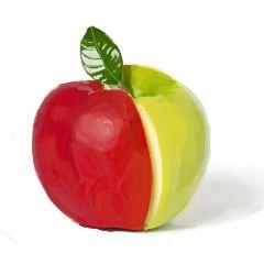 wdphalves apple split half food