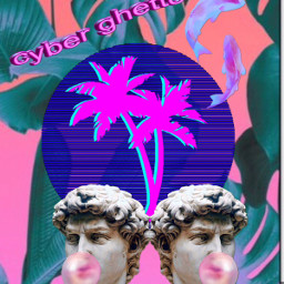 vaporwave edit cyberghetto vaporwaveedits